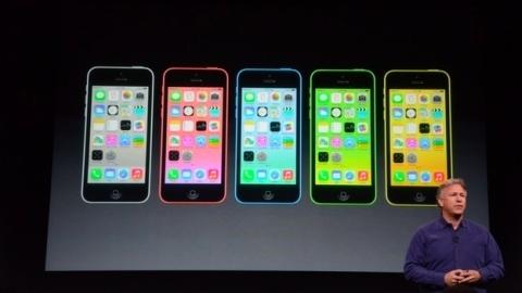 Apple iPhone 5C: A6 çipset, polikarbonat kasa, daha büyük pil