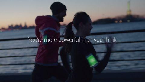 Sağlık temalı yeni iPhone 5s reklamı