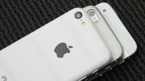Apple iPhone 5S ve iPhone 5C'nin yeni kasa fotoğrafları