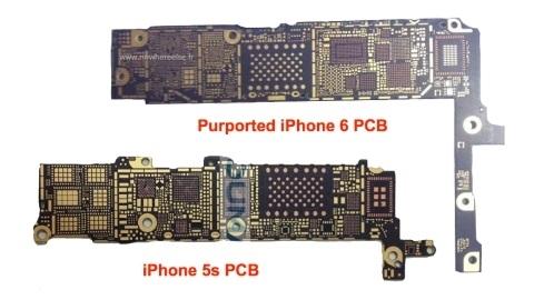 iPhone 6 anakartı görüntülendi, yeni özellikler ortaya çıktı