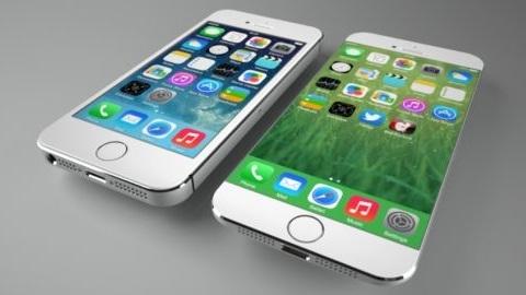 iPhone 6'nın ekran çözünürlüğü
