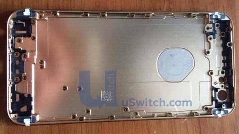 iPhone 6'nın aydınlatmalı elma logosu iddiaları kuvvetleniyor