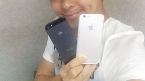 Apple iPhone 6'dan yeni kasa görüntüleri