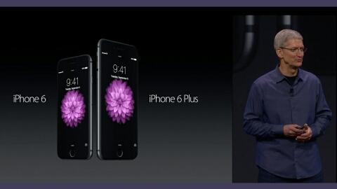 iPhone 6 ve 6 Plus hafta sonunu 10 milyon satışla tamamladı