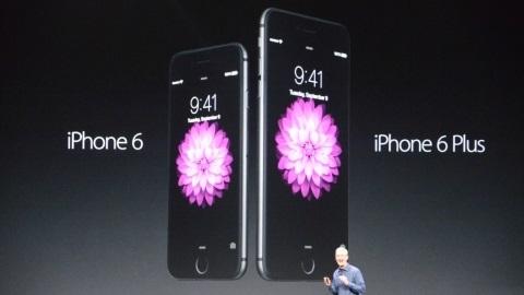 Apple iPhone 6 ve iPhone 6 Plus resmen tanıtıldı