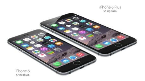 iPhone 6 ve iPhone 6 Plus resmen Türkiye'de