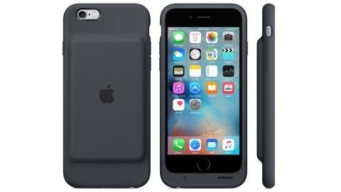 Apple, iPhone 6 ve 6s için bataryalı kılıfını resmen satışa sundu
