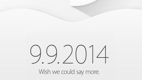 Apple, 9 Eylül'deki iPhone ve iWatch etkinliğini resmen açıkladı