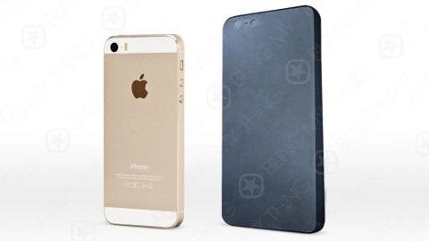 Apple iPhone 6'nın kasa tasarımı detaylanıyor