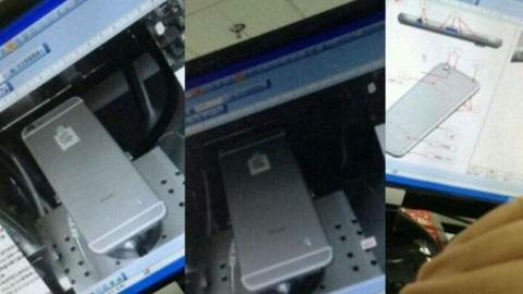 iPhone 6'nın ilk kasa görüntüleri internete sızdı