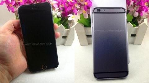 Apple iPhone 6'nın yeni kasa maketleri ortaya çıktı