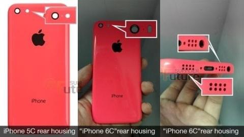 Apple iPhone 6c'den ilk kasa görüntüsü