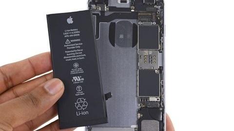 Sorunlu bataryaya sahip iPhone 6s'ler için tamir programı başlatıldı