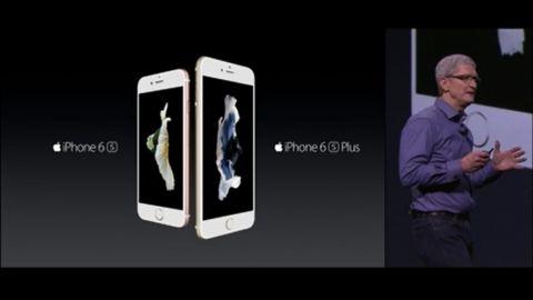 Apple iPhone 6s ve iPhone 6s Plus resmen duyuruldu