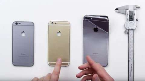 iPhone 6s arka kasa ve ön paneline ait video incelemeleri yayınlandı