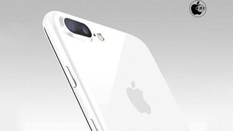 iPhone 7 ve 7 Plus için bembeyaz renk seçeneği piyasaya sürülebilir