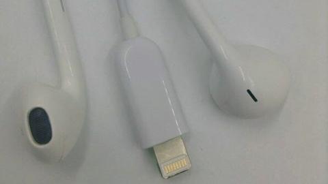 iPhone 7'nin Lightning portlu kulaklığı görüntülendi