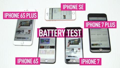 Hangi iPhone en iyi pil ömrüne sahip?