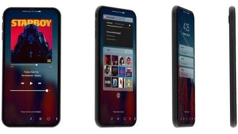 Apple, 2019'a kadar tüm iPhone modellerinde OLED ekrana geçmiş olacak