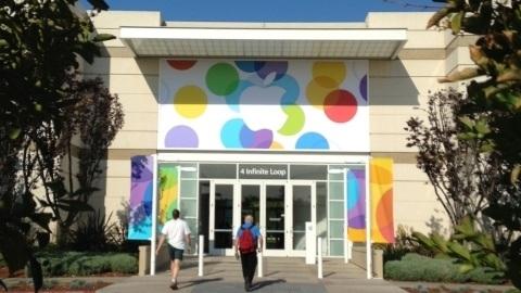 Apple kampüsü 10 Eylül'deki büyük iPhone etkinliğine hazır