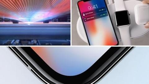 Apple resmi sitesi iPhone X için yenilendi