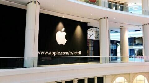 Apple Store Akasya AVM 25 Ekim'de açılıyor