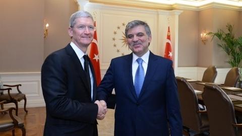 Türkiye'deki ilk Apple Store nisanda İstanbul'da açılıyor
