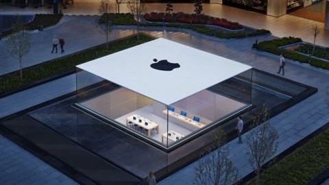 Apple Store Zorlu Center açıldı