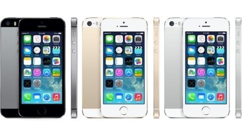 Apple, üç günde 9 milyon iPhone 5s, iPhone 5c sattı