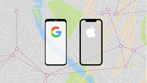 Apple ve Google'dan Koronavirüse Karşı Ortak Uygulama