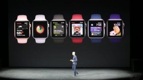 4G LTE destekli Apple Watch 3 tanıtıldı