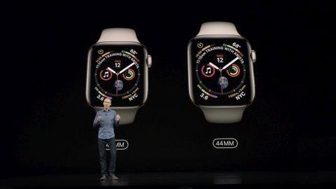 Apple Watch Series 4 tanıtıldı