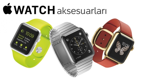 Apple Watch Aksesuarları MobilCadde.com'da Sizi Bekliyor
