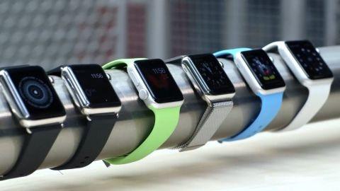 Apple, akıllı saat pazarında %49 ile lider