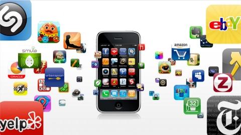 Apple'ın uygulama mağazası App Store 9 milyar dolar kazandırdı