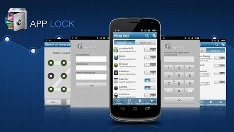 AppLock Android Uygulaması