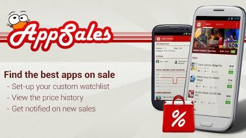 AppSales . Best Apps On Sale uygulaması ile indirimleri kaçırmayın