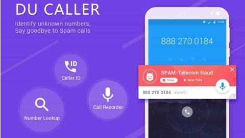 Arayan Kimliği & Engelleme - DU Caller Android Uygulaması
