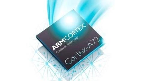 ARM Cortex-A72 ve ARM Mali T880 GPU'su resmen tanıtıldı