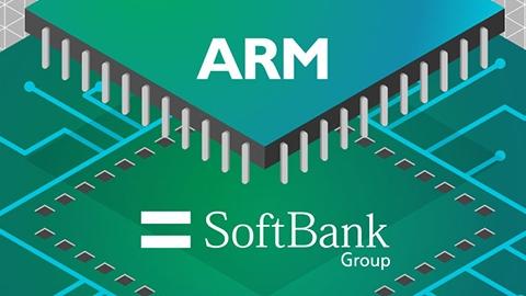 SoftBank, mobil çip tasarımcısı ARM'ı 32 milyar dolara satın alıyor