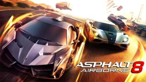 Asphalt 8: Airbone, 8 Ağustos'ta çıkıyor