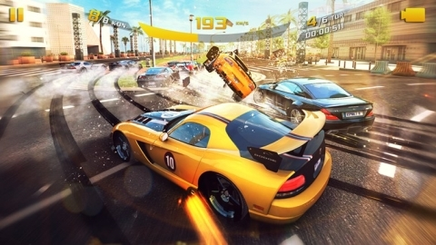 Asphalt 8: Airbone, Windows Phone 8 ve Windows 8.1 için yayımlandı
