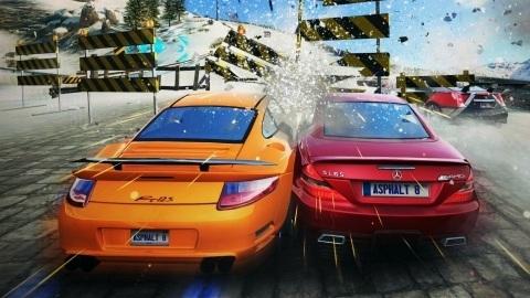 Asphalt 8 ertelendi, oyuna ait yeni ekran görüntüleri yayımlandı