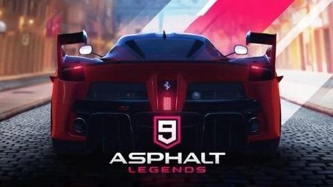 Asphalt 9: Legends Android ve iOS için resmen indirmeye sunuldu