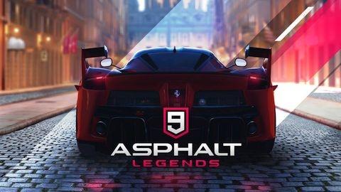Asphalt 9: Legends bu yaz mobil cihazlara geliyor
