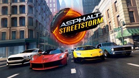 Asphalt Street Storm Racing iOS ve Android için indirmeye sunuldu