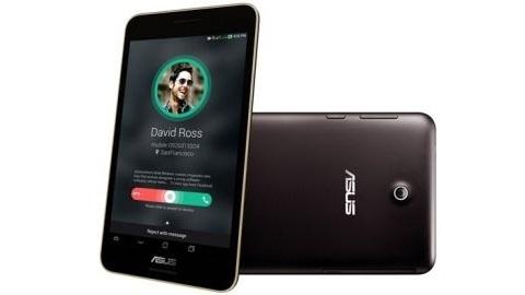 Android Lollipop işletim sistemli yeni ASUS tableti: FonePad 7 FE375CL