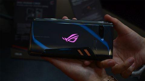 ASUS, yeni oyun telefonu için Tencent ile işbirliğine gidiyor