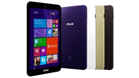 ASUS'tan 64-bit Bay Trail işlemcili yeni Windows tablet: VivoTab 8