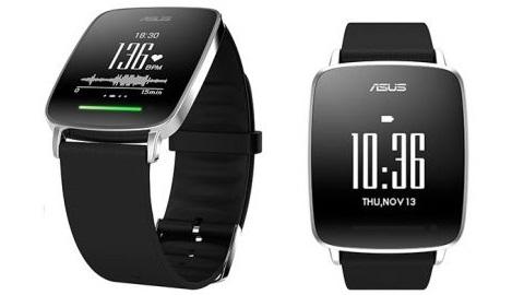 10 gün pil ömrüne sahip ASUS VivoWatch akıllı saati tanıtıldı